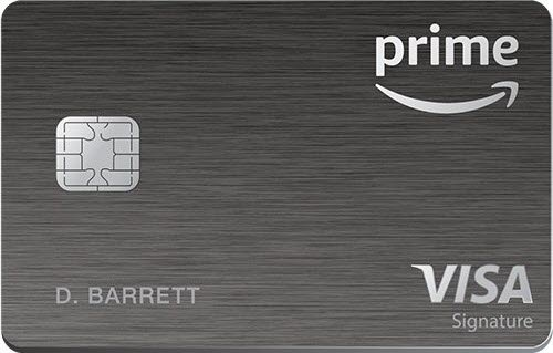 The Amazon Prime Visa is great for online shopping