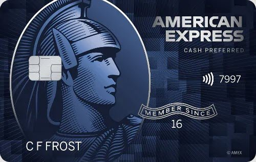 The American Express Blue Cash Preferred Card is the best card for earning cash back from streaming services