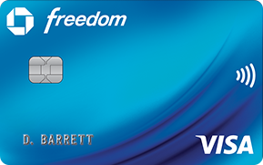 You Can Earn $200 Cash Back/20,000 Chase Ultimate Rewards Points with the Chase Freedom Card