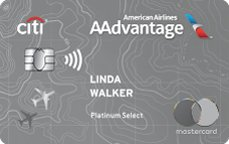 Citi AAdvantage Platinum Select World EliteMastercard Offers a 50,000 Mile Sign-Up Bonus