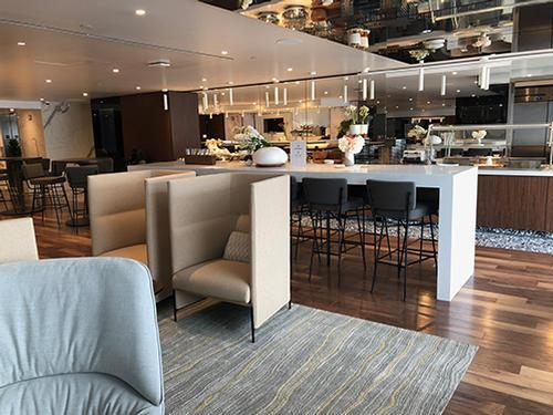 The Honors Surpass Card Provides Access to Priority Pass Airport Lounges, Like the Primeclass Lounge at New York-JFK Airport