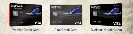 The Southwest Credit Cards