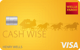 The Wells Fargo Cash Wise Visa has a great 0% interest offer in 2020 and unique benefits