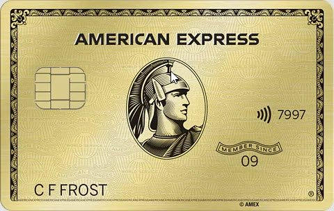 The American Express Gold Card is a great credit card to use for groceries and everyday spend