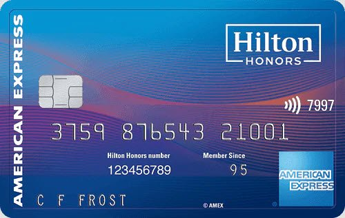 Earning 6x points at US supermarkets with makes American Express Hilton Honors Surpass Card one of the best credit cards for groceries and takeout.