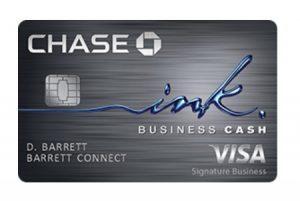 Chase Ink Business Cash card - How to Earn Chase Ultimate Rewards points