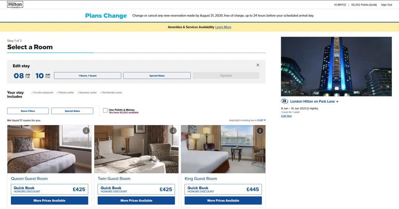 The Hilton Aspire Card Welcome Bonus Could Save You Hundreds on Hilton Hotel Stays