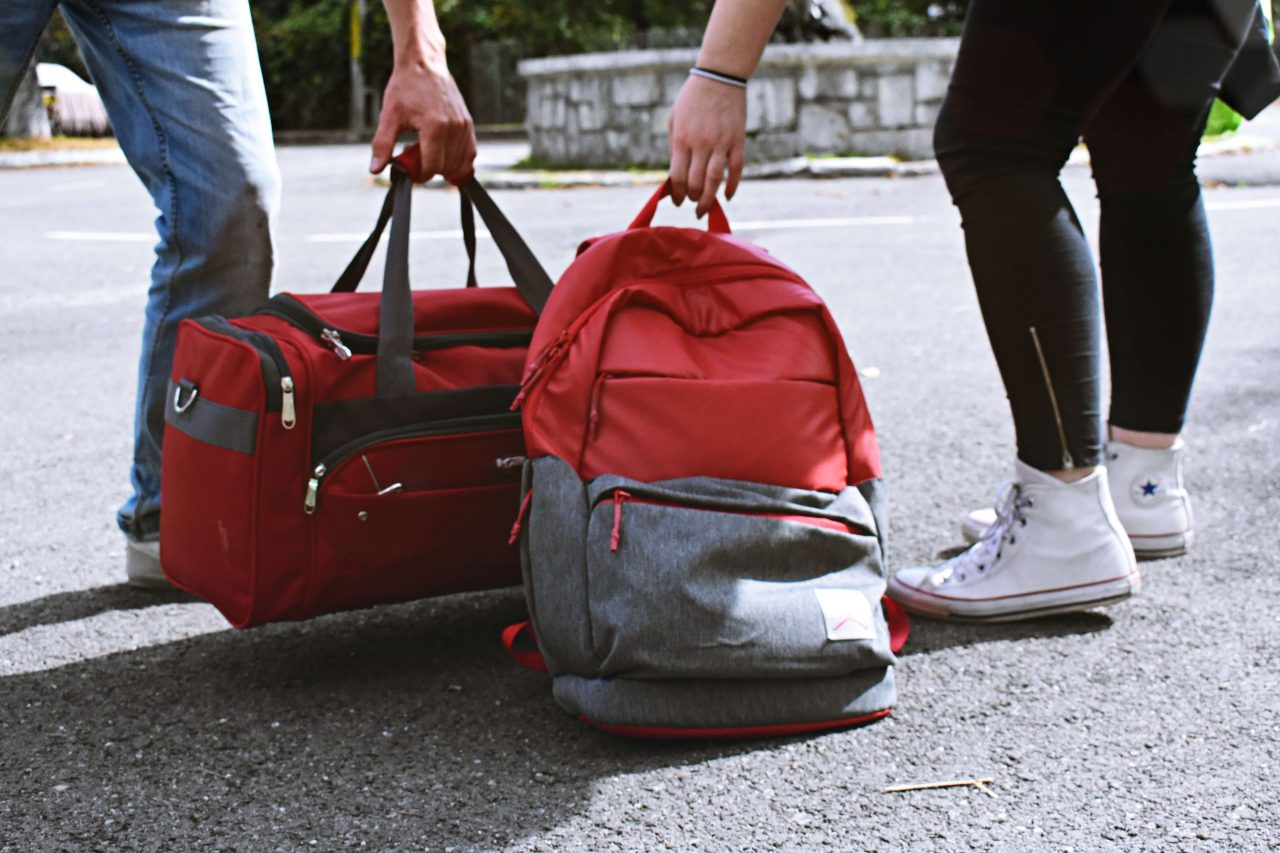 travel packing hacks with a carry on